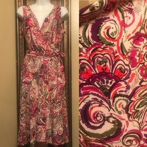 Fabulous Bisou Bisou (Michele Bohbot) Dress - Midi